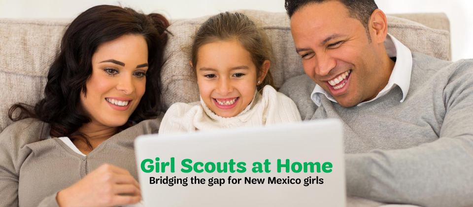 Girl Scouts at Home 3 (1)