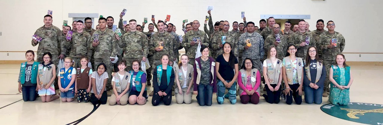 Troop10471_NationalGuard_Cookies